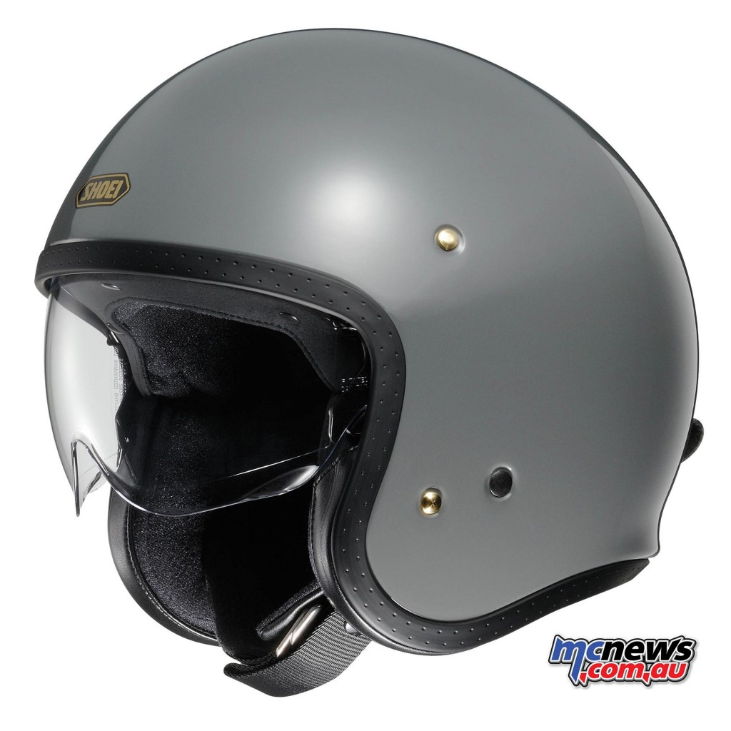 Shoei J-O from McLeod Accessories
