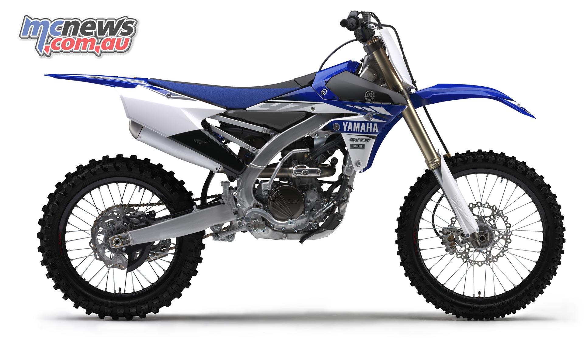 Big changes for 2017 Yamaha YZ250F   MCNews com au