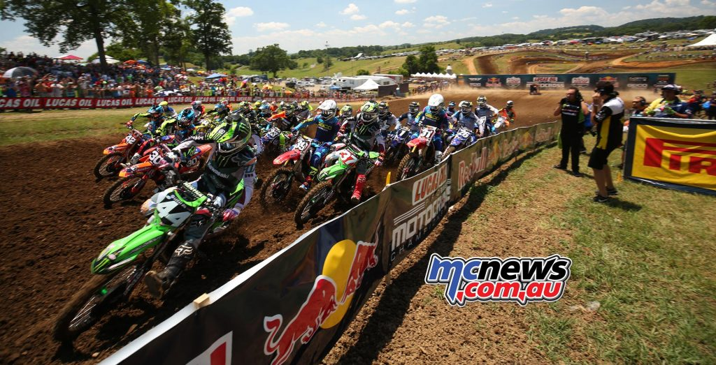 AMA Pro Motocross 2016 - Round Five - Muddy Creek TN - Image by Hoppenworld