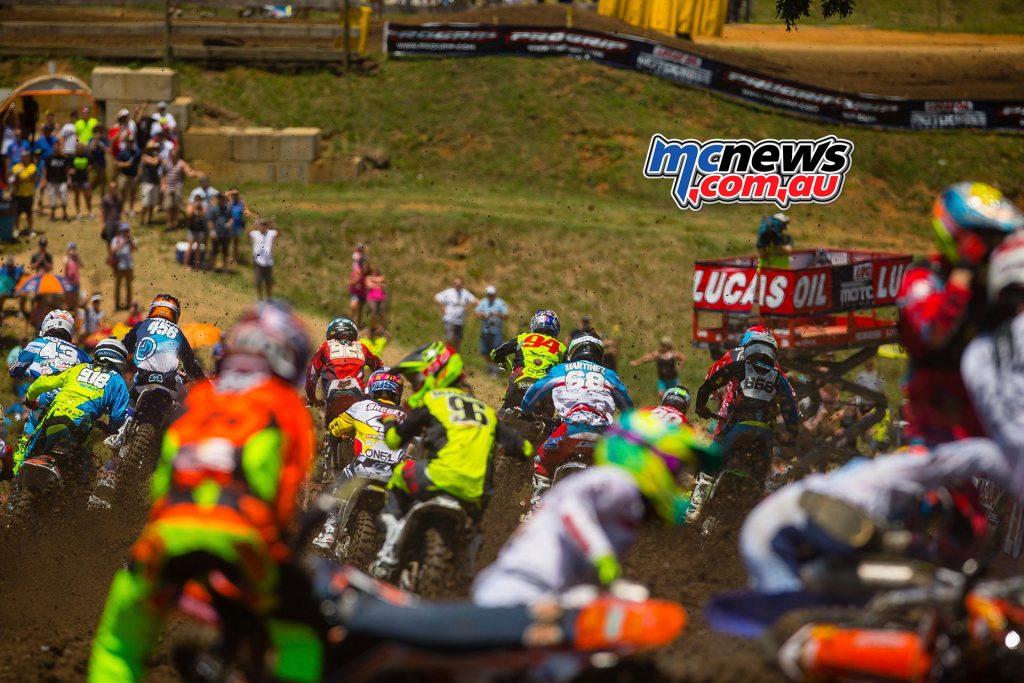 AMA Pro Motocross 2016 - Round Five - Muddy Creek TN - Image by Hoppenworld