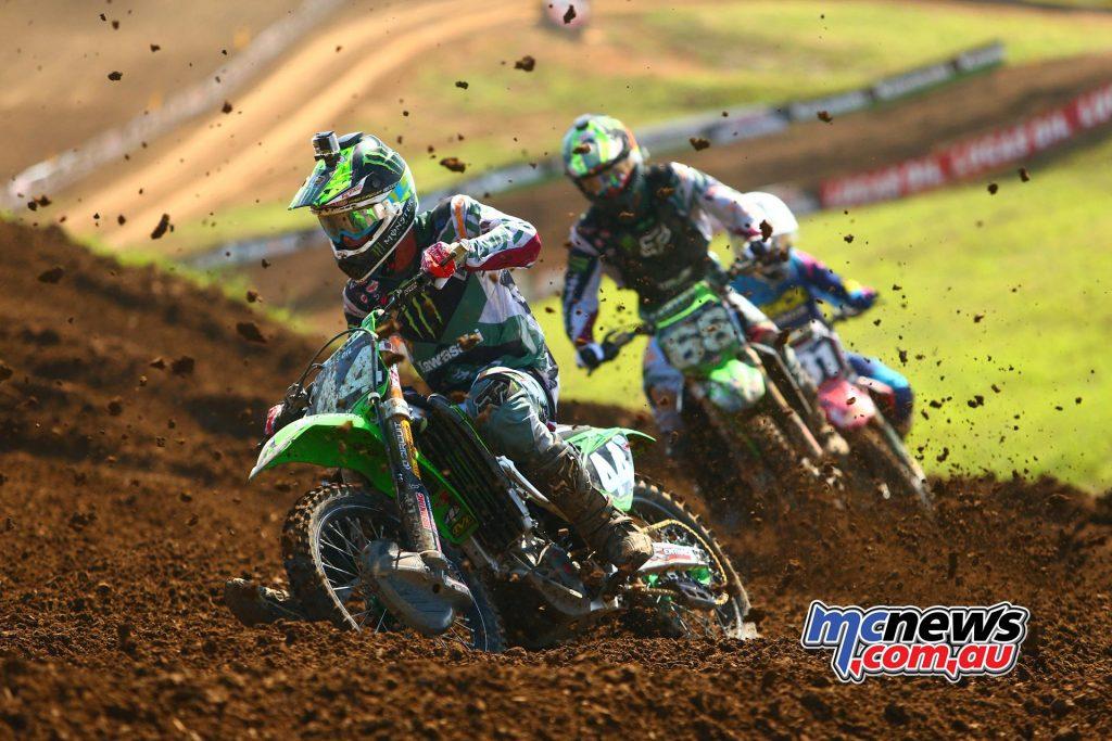 AMA Pro Motocross 2016 - Round Five - Muddy Creek TN - Image by Hoppenworld - Adam Cianciarulo