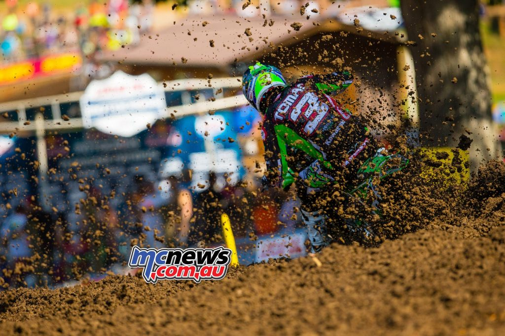 AMA Pro Motocross 2016 - Round Five - Muddy Creek TN - Image by Hoppenworld - Eli Tomac