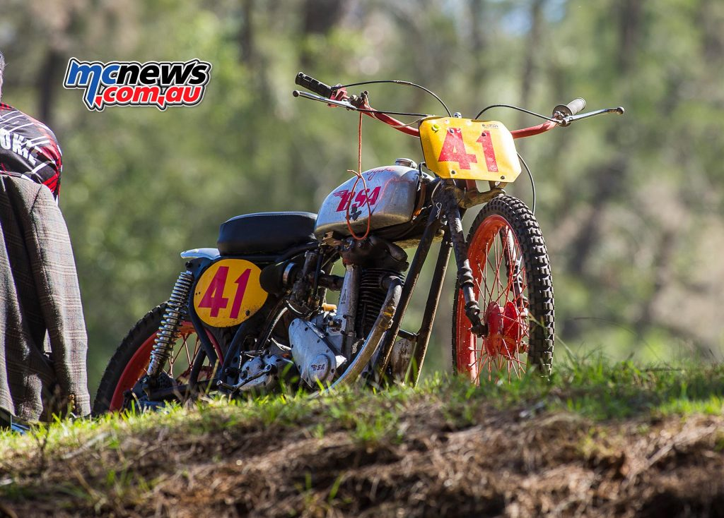 Classic Dirt 2016 - This BSA made me want to ride - Image by Greg Smith