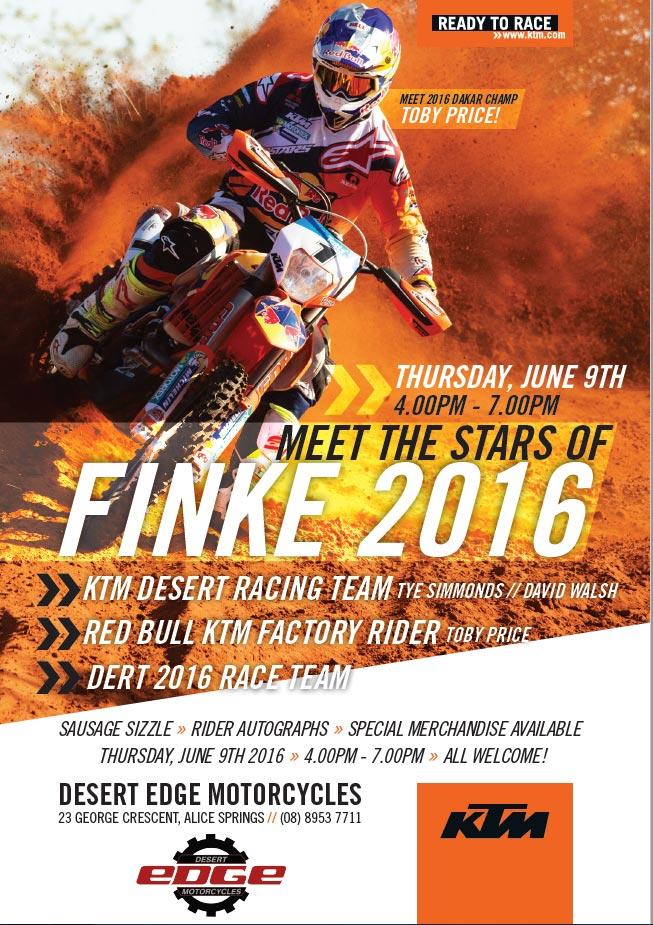 Finke-2016-KTM-Poster