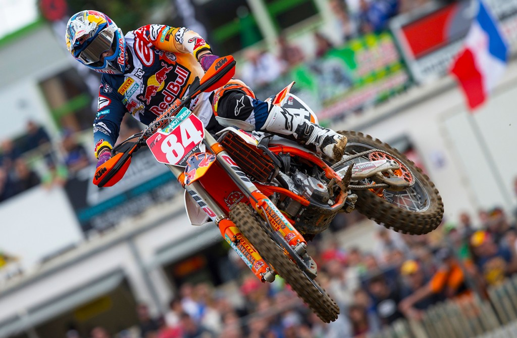 Herlings picked up GP win number 57 in France