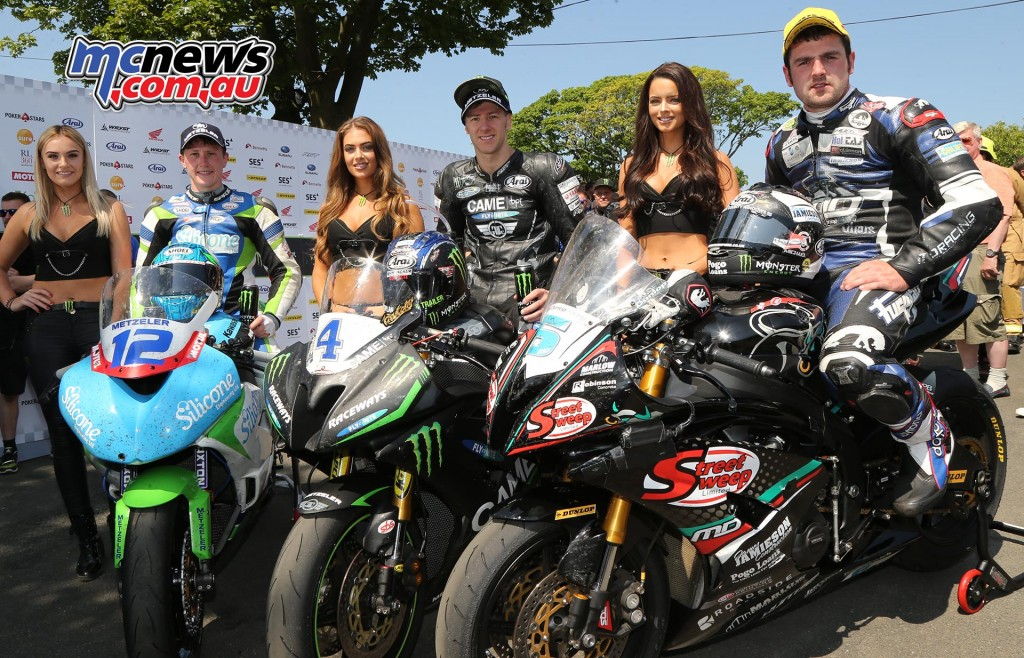 IOM TT 2016 - Supersport Race One