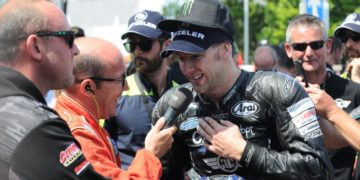 IOM TT 2016 - Supersport Race Two Winner - Ian Hutchinson