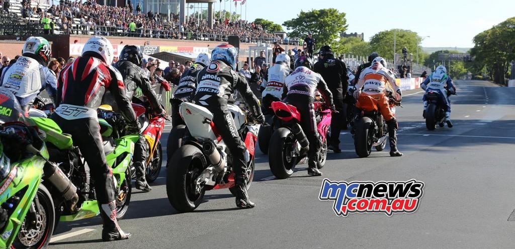 IOM TT Qualifying