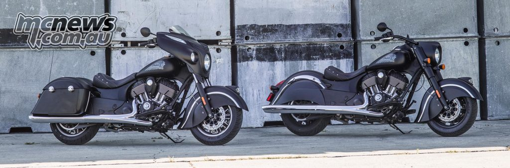 New #Indian Chieftain Dark Horse