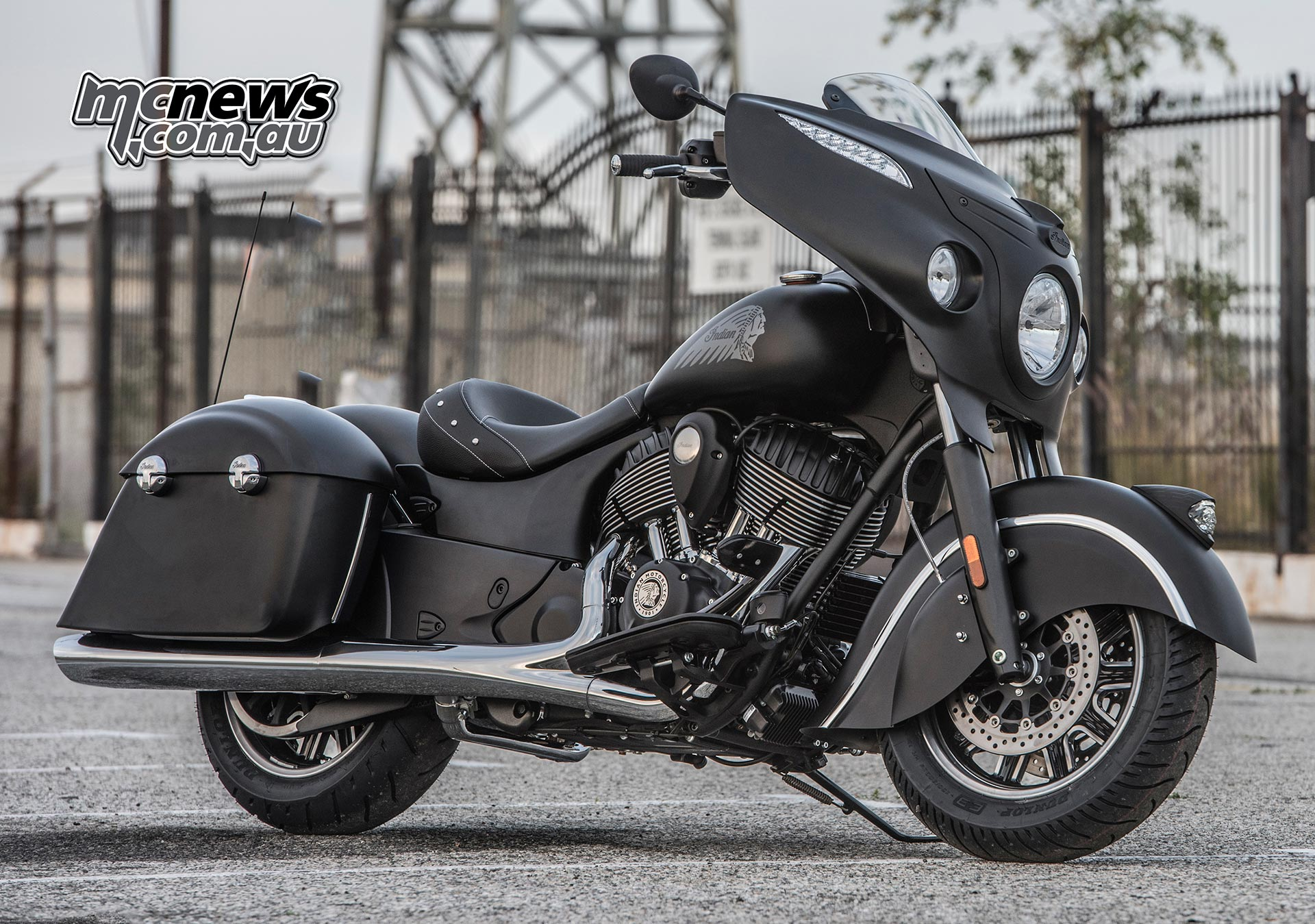 New Indian Chieftain Dark Horse