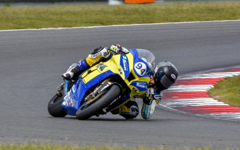 Josh Hook joins Team WD-40 for BSB at Knockhill