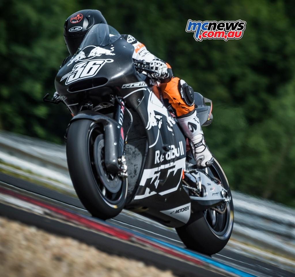 KTM MotoGP 2016 - Mika Kallio