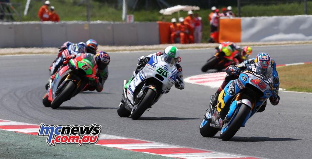 Jack Miller at Catalunya MotoGP