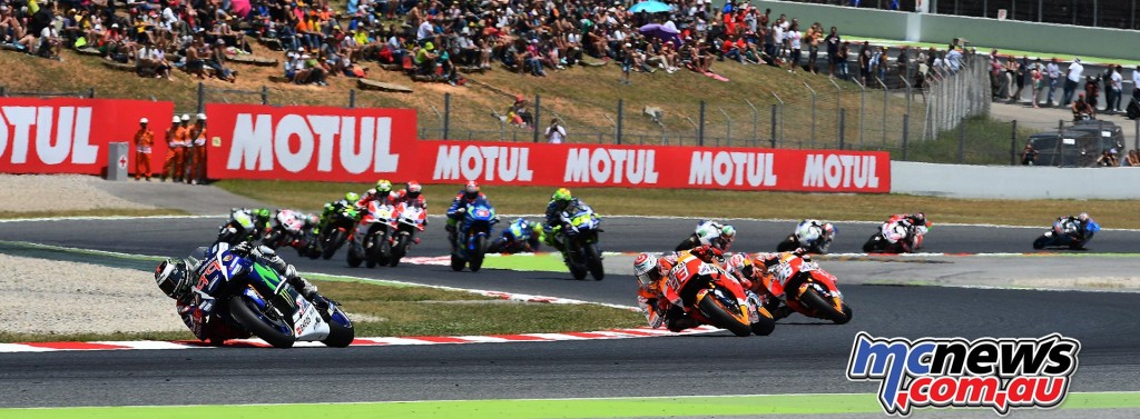 MotoGP 2016 - Catalunya