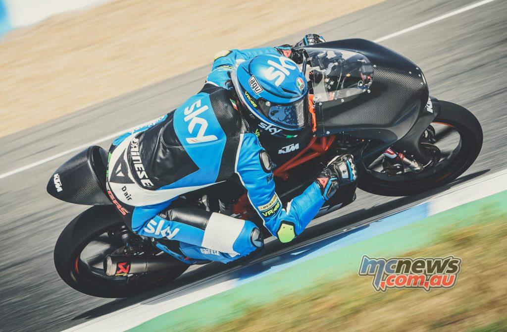 Nicolo Bulega, KTM RC250 Moto3