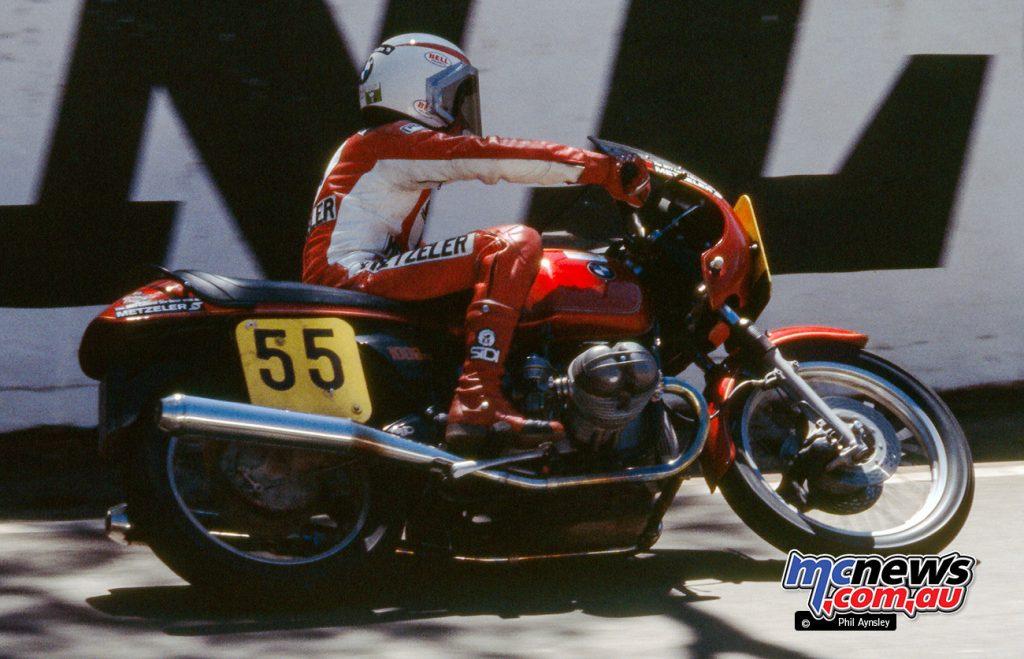 Tony Hatton/BMW R90S