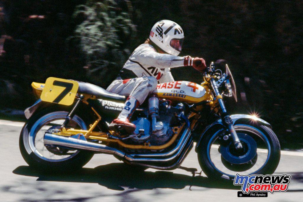 Jim Budd/Kawasaki 1000.