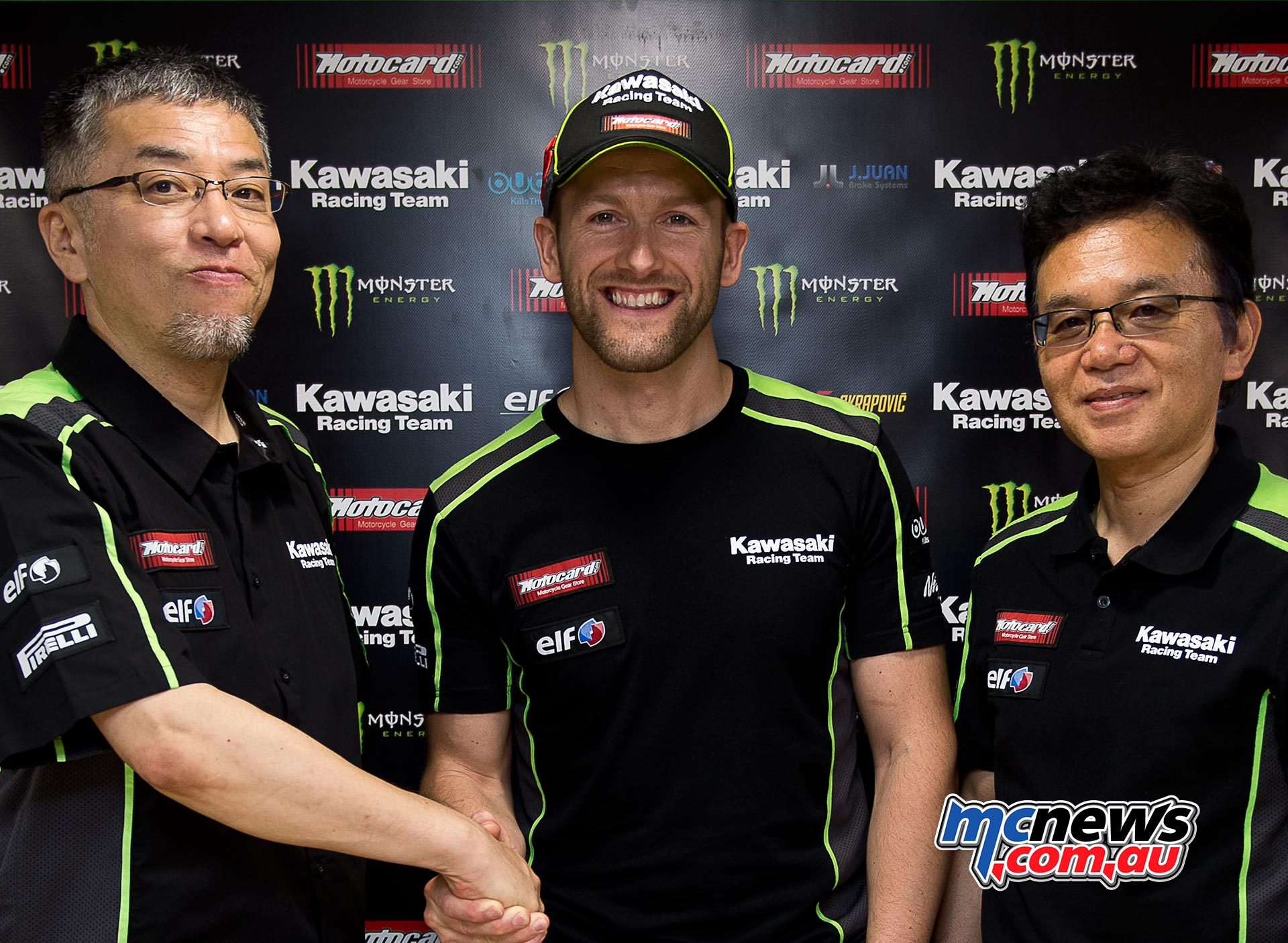 Tom Sykes, will continue his successful relationship with KRT and KHI for another two years