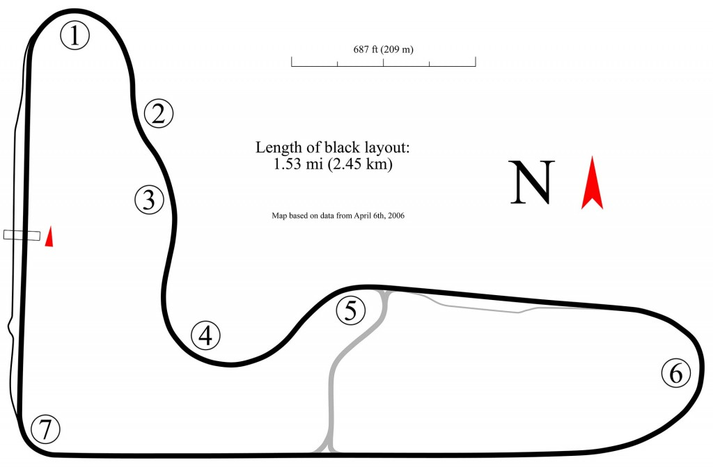 Barbagallo Raceway, Wanneroo