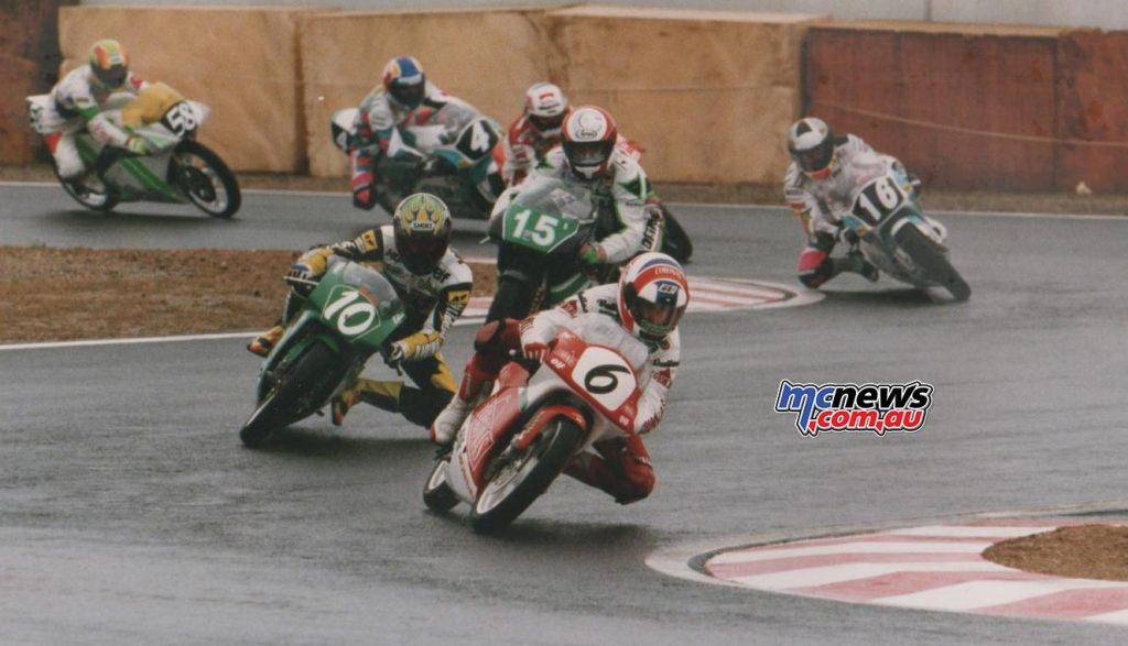 1992 Coronas Honda - Jorge Martinez