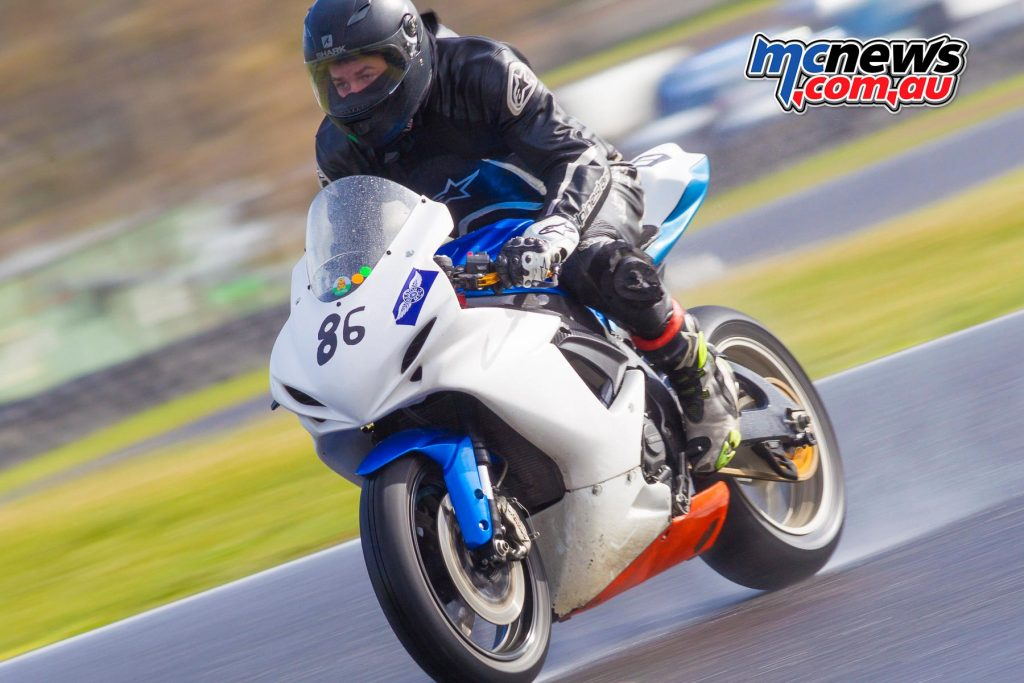Victorian Interclub Road Racing 2016 - Round Two - Broadford - Image by Cameron White - Adrian Forde