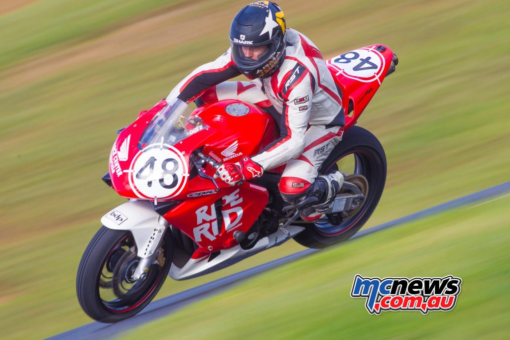 Victorian Interclub Road Racing 2016 - Round Two - Broadford - Image by Cameron White - Craig Doye