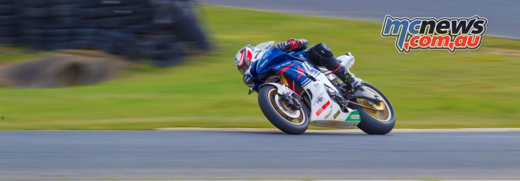 Victorian Interclub Road Racing 2016 - Round Two - Broadford - Image by Cameron White - Jack Gallagher