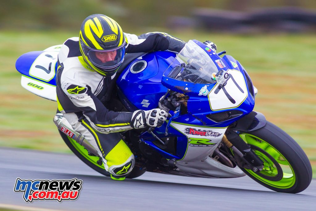Victorian Interclub Road Racing 2016 - Round Two - Broadford - Image by Cameron White - Michael Conway