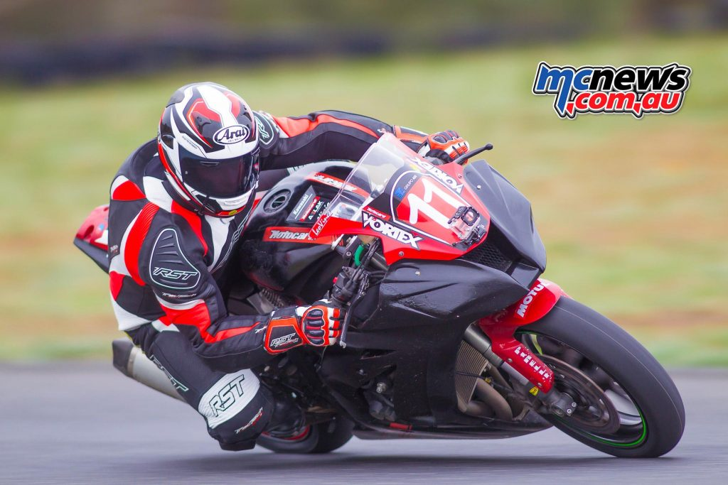 Victorian Interclub Road Racing 2016 - Round Two - Broadford - Image by Cameron White - Karl Grouwstra