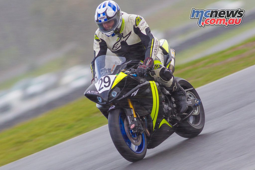 Victorian Interclub Road Racing 2016 - Round Two - Broadford - Image by Cameron White - Richard Hewson