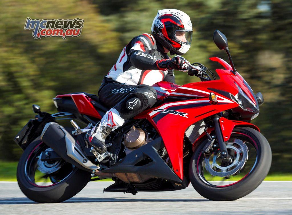 Honda CBR500R (2016)