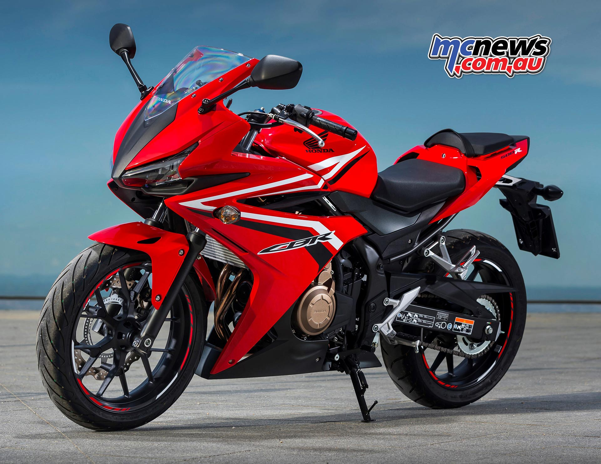 Free On Road Costs With Honda Cbr500r Mcnewscomau
