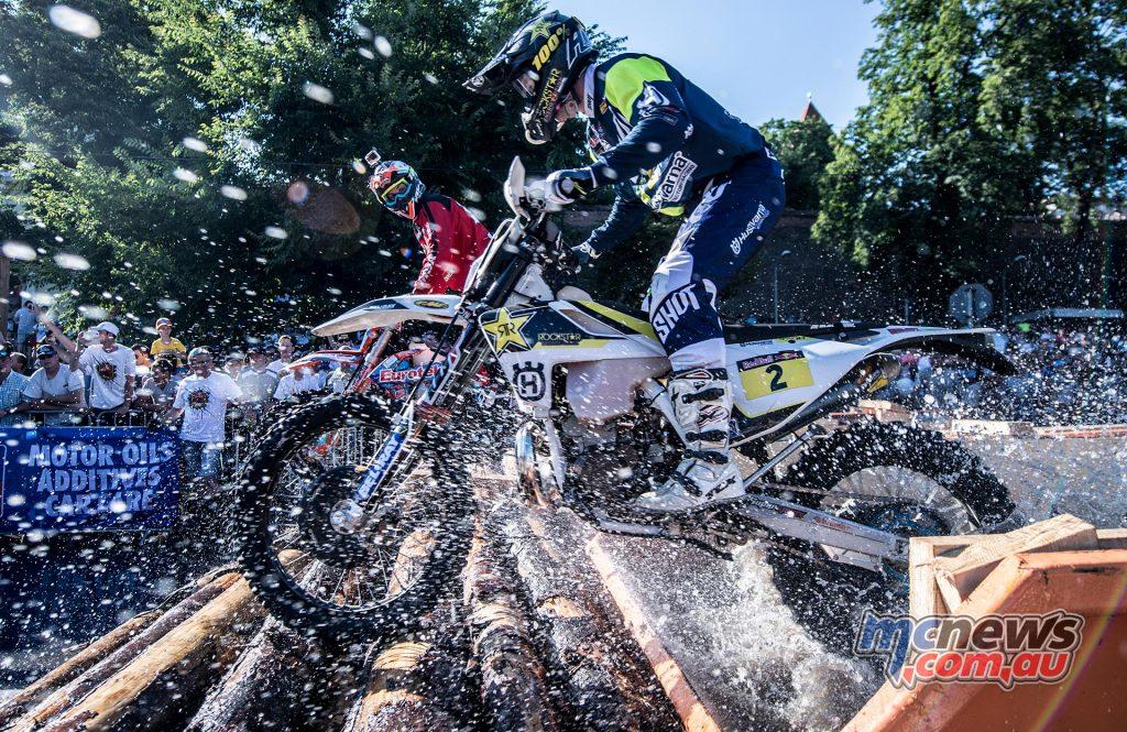 Red Bull Romaniacs 2016 - Graham Jarvis