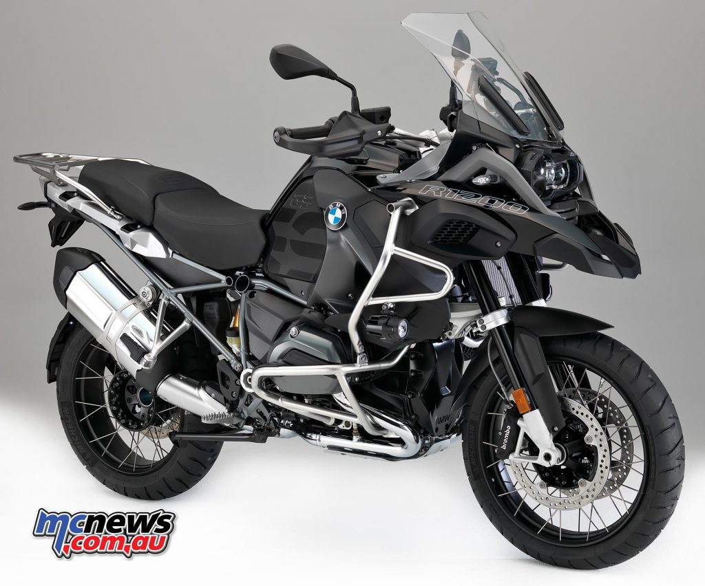 2017 BMW R 1200 GS Adventure Triple Black