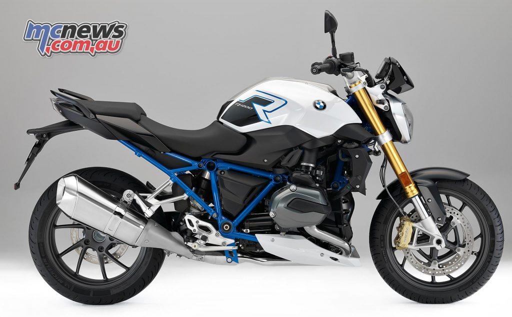 2017 BMW R 1200 R Sport