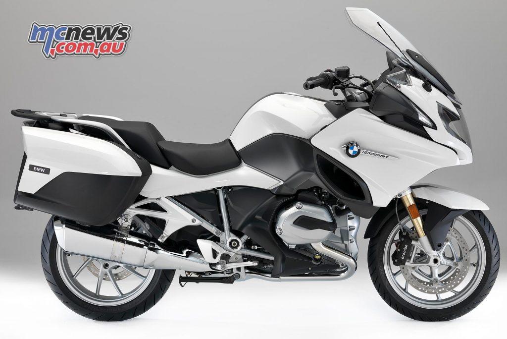 2017 BMW R 1200 RT