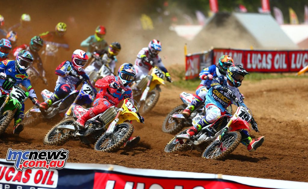 Lucas Oil AMA Pro Motocross 2016 - Round Six - Redbud National 450