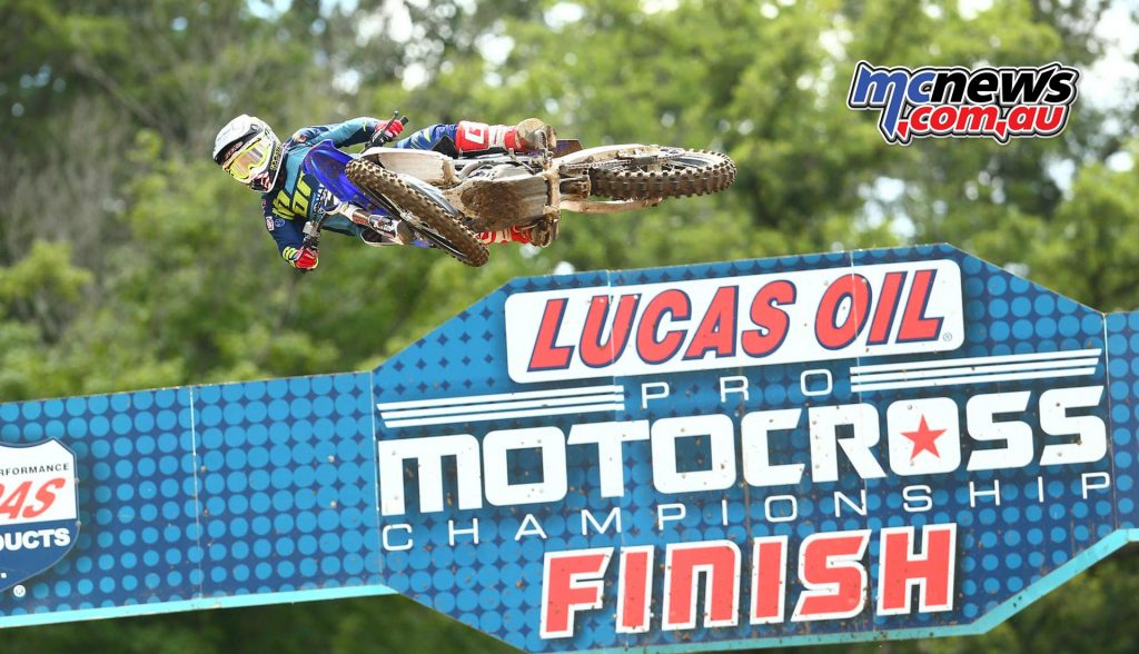 Lucas Oils AMA Pro Motocross 2016 - Round Eight - Spring Creek National, Millville - Image by Hoppenworld