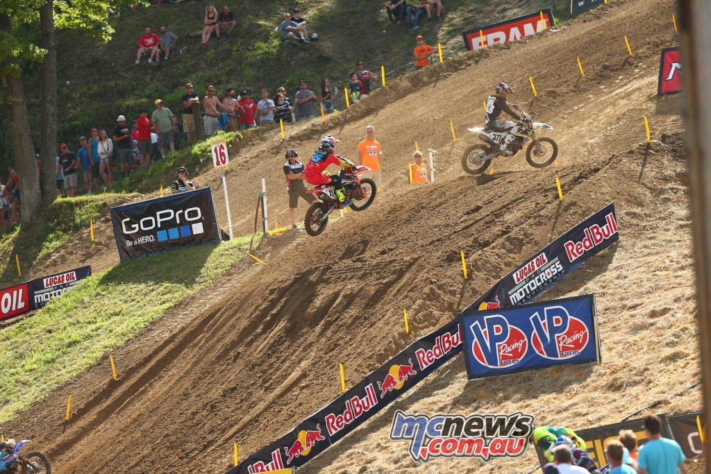 Lucas Oils AMA Pro Motocross 2016 - Round Eight - Spring Creek National, Millville - Image by Hoppenworld - Christophe Pourcel