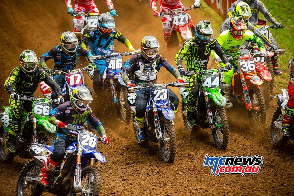 AMA MX 2016 Washougal
