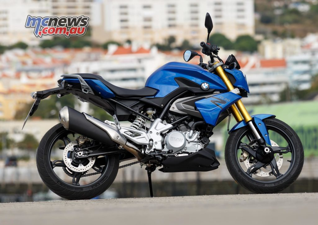 BMW G 310 R due in October and will retail at $5790 +ORC