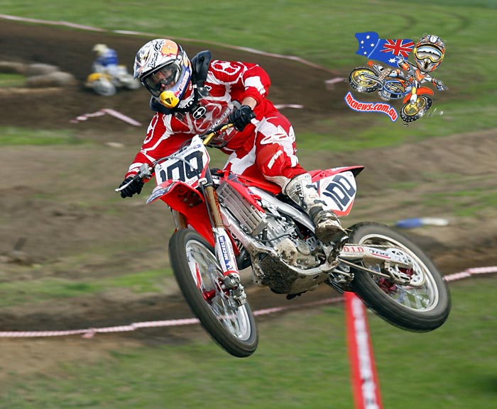 Craig Anderson on his way to the 2006 Pro Open Championship win - Watchbox Images