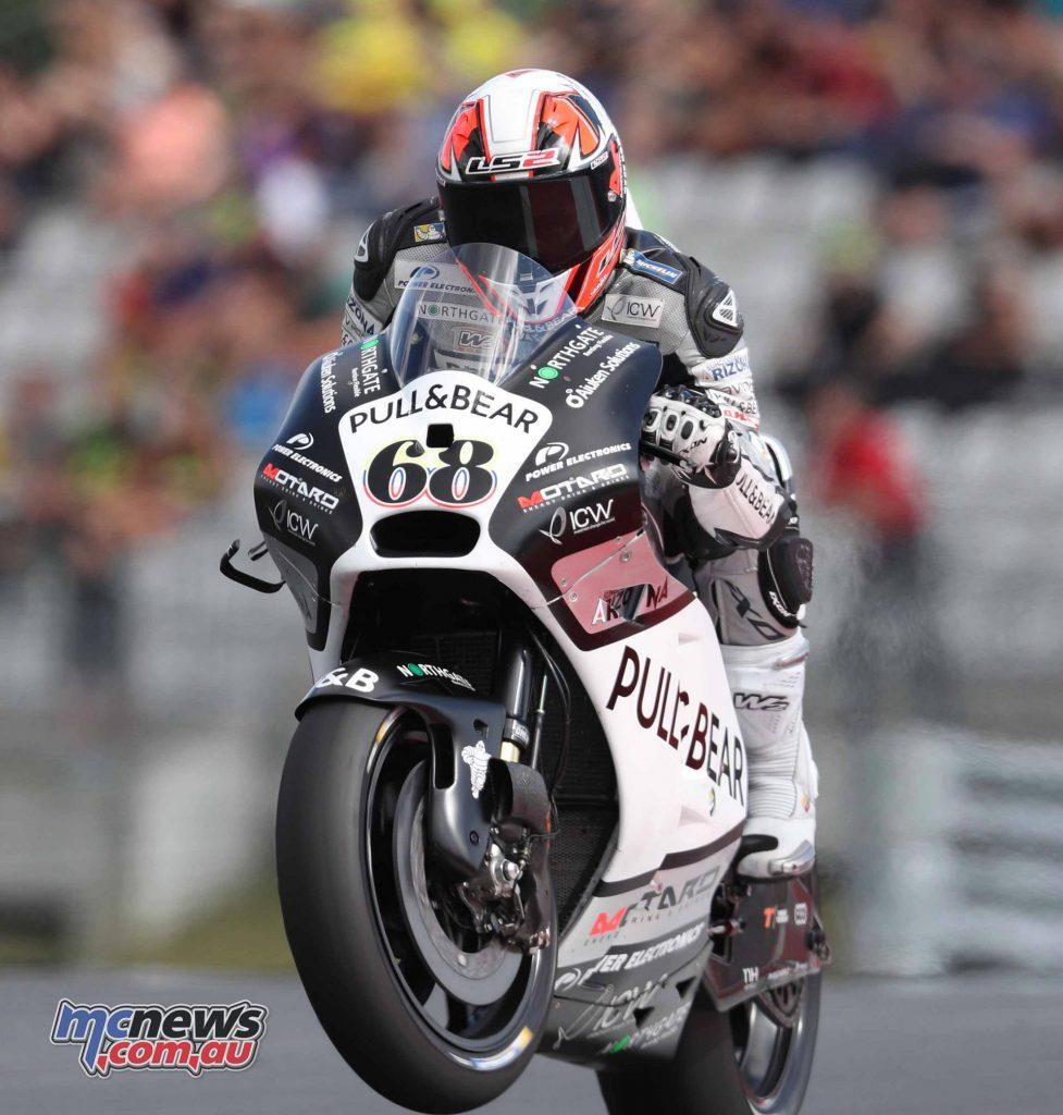 Red Bull Ring MotoGP Test 2016 - Day One - Yonny Hernandez