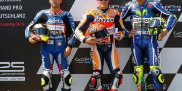 MotoGP 2016 - Sachsenring - Qualifying