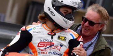 MotoGP 2016 - Round Nine - Sachsenring - Remy Gardner