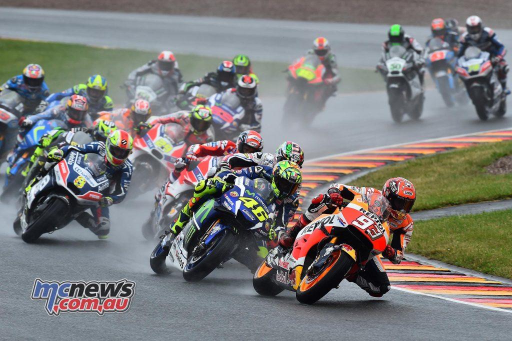 MotoGP 2016 - Round Nine - Sachsenring