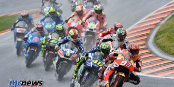 MotoGP 2016 - Round Nine - Sachsenring - Marc Marquez, Valentino Rossi