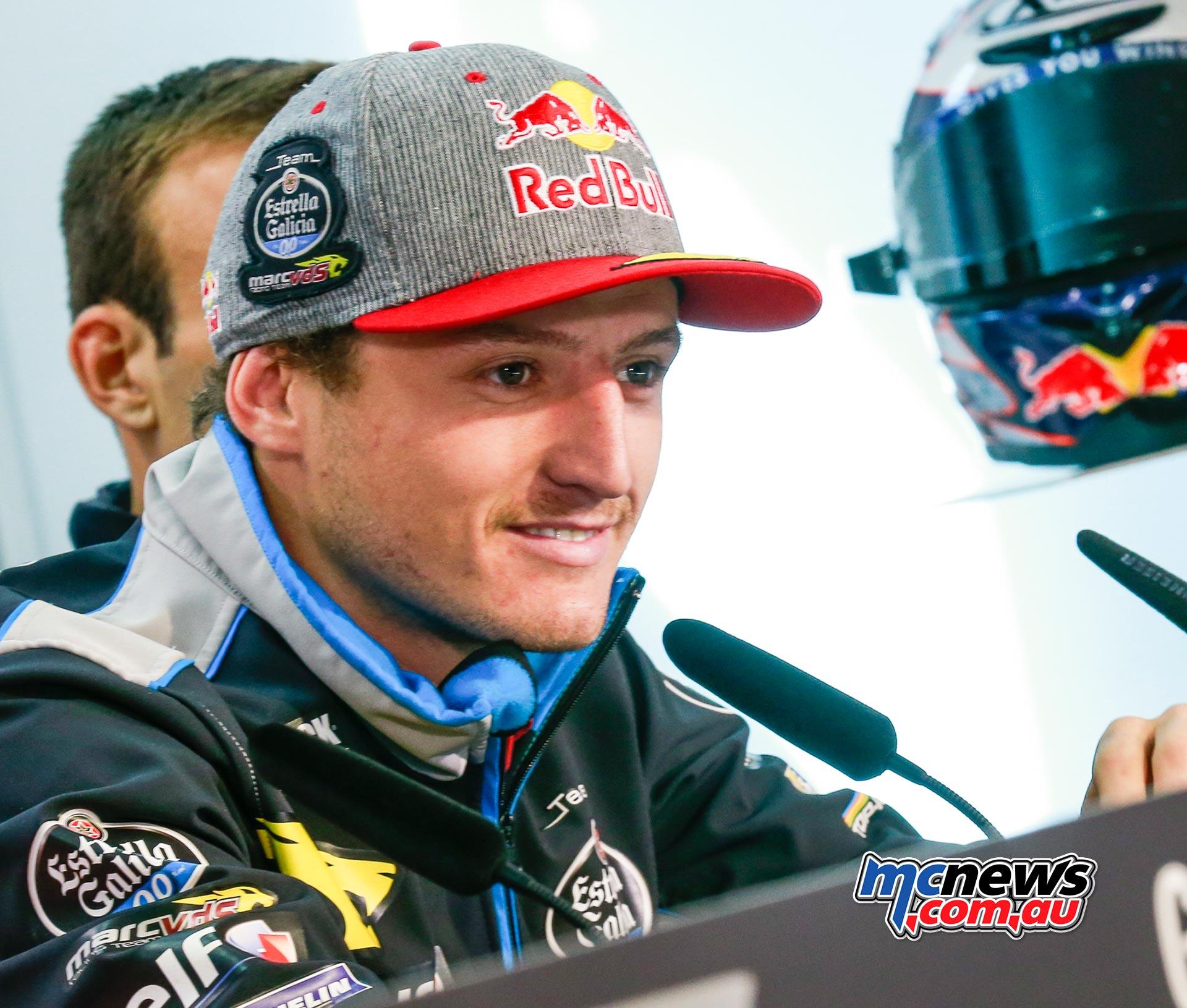 Sachsenring German MotoGP Press Conference - Jack Miller
