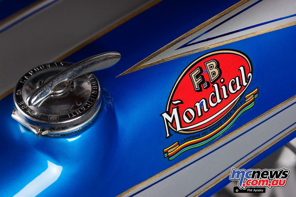 F.B. Mondial 48 Record Special