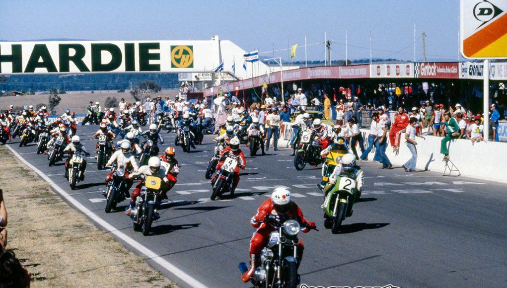 Arai 500 at Bathurst 1980 - Image by Phil Aynsley